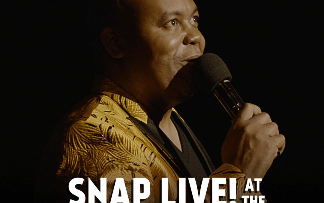 Snap LIVE! At The Paramount
